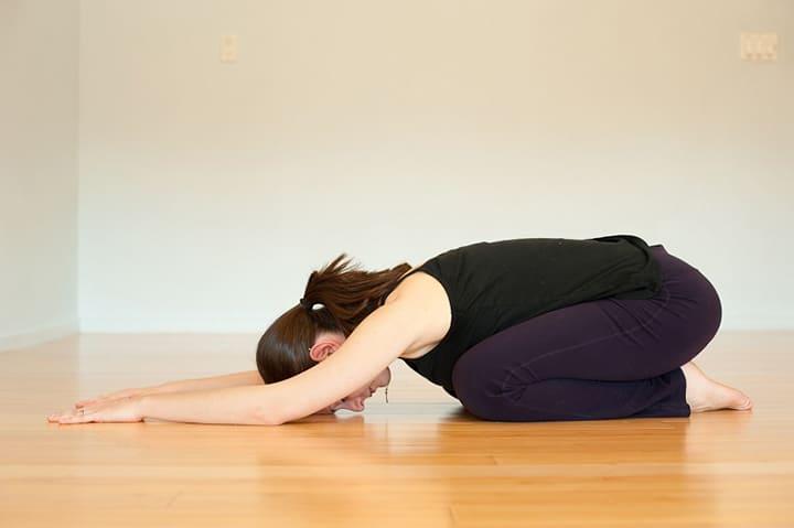 Bài tập giãn cơ giảm căng thẳng
