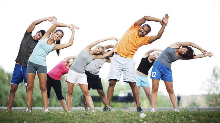 Lợi ích của việc chơi thể thao thường xuyên giúp tăng cường sức đề kháng, hệ miễn dịch