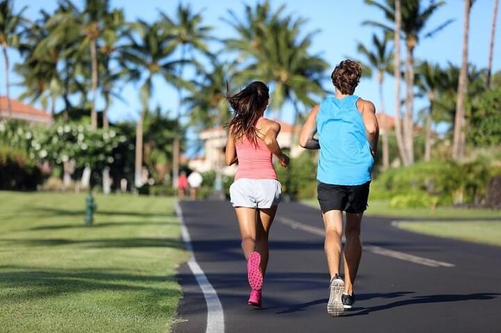 Thời gian chạy và quãng đường chạy có ảnh hưởng lớn tới sự tăng cơ bắp chân