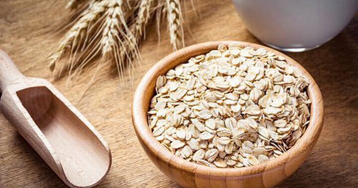 Thực phẩm giảm mỡ bụng siêu nhanh - Yến mạch