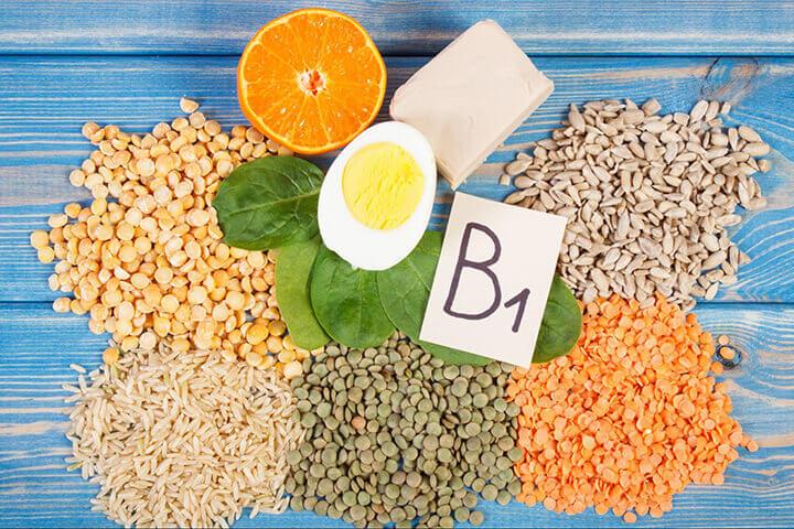 Bạn nên bổ sung đầy đủ vitamin B1 để cơ thể khỏe mạnh mỗi ngày