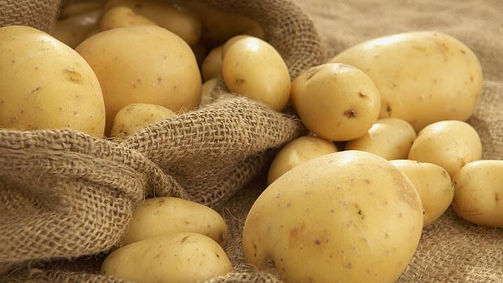 Thực phẩm làm giảm mỡ bụng - Khoai tây