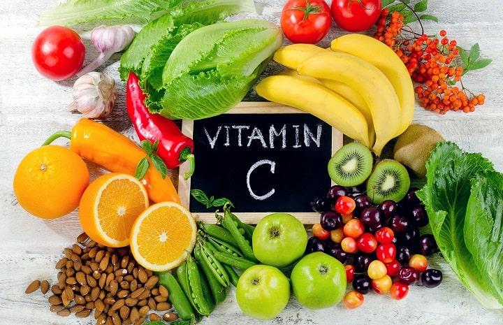 Thực phẩm giàu vitamin C làm tăng cường hệ miễn dịch, chống lai cảm cúm