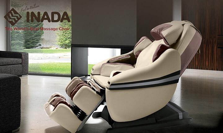 Inada không có nhiều mẫu ghế và sản phẩm đều có giá trị cao
