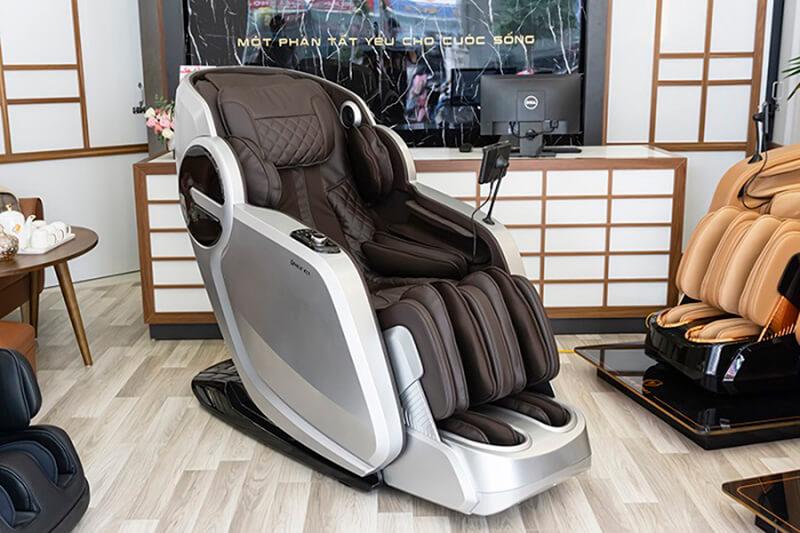 Khám phá 10 tính năng của ghế massage hiện đại và cao cấp