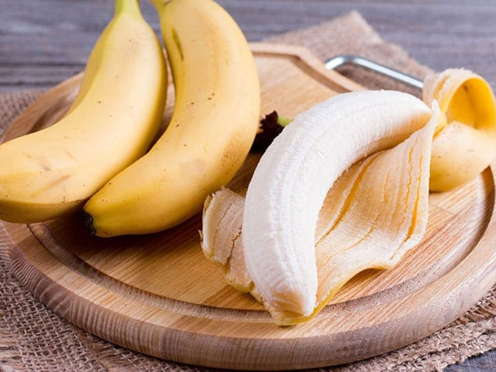 Chuối chứa nhiều vitamin và khoáng chất rất tốt cho việc giảm cân