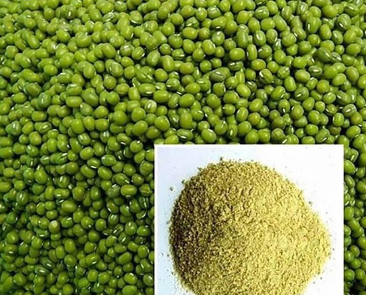 Bột đậu xanh có nhiều thành phần dinh dưỡng tốt cho sức khỏe
