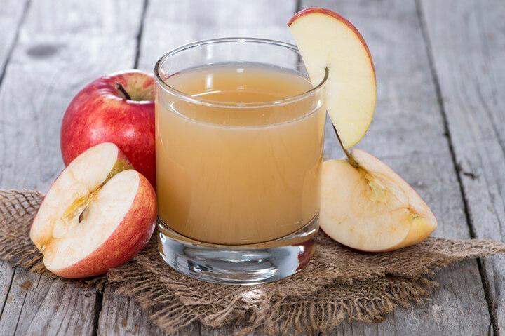 Nước ép táo chống oxy hóa lại hỗ trợ giảm cân hiệu quả