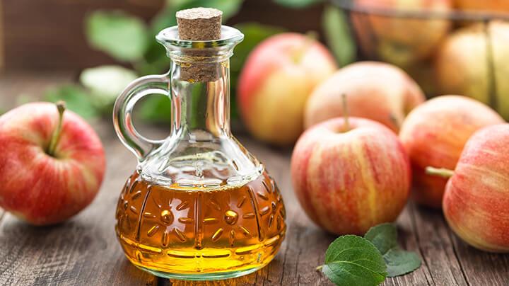 Uống giấm táo thường xuyên giúp giảm béo