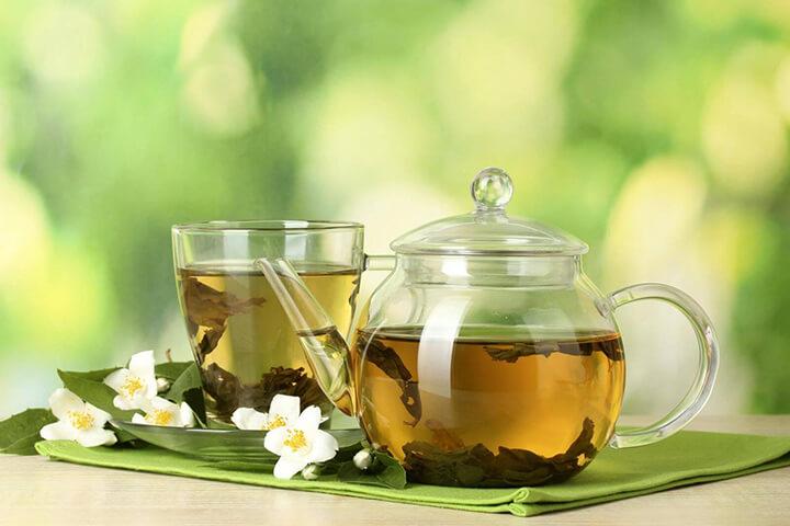 Mật ong và trà xanh tăng cường trao đổi chất, giảm cân cho mọi người