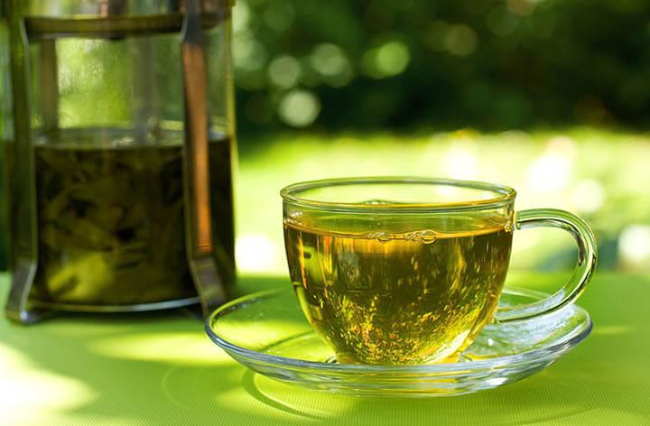 Mật ong trà xanh thanh lọc cơ thể, hỗ trợ giảm béo
