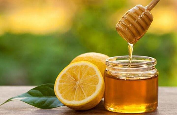 Nước mật ong pha chanh thơm ngon, giúp giảm mỡ thừa