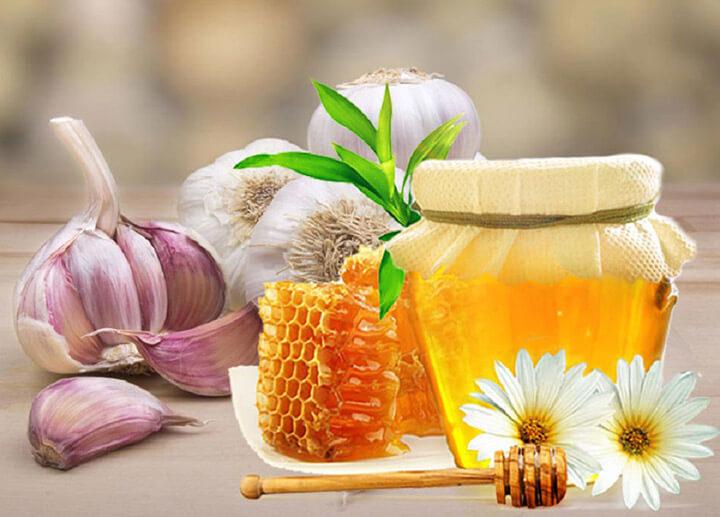 Mật ong tỏi vừa giúp phòng bệnh vừa giúp giảm cân an toàn