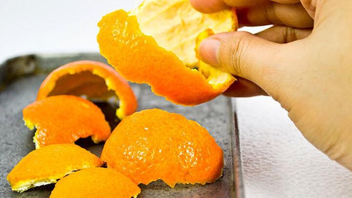Làm detox đơn giản với vỏ cam giúp bạn giảm cân an toàn, hiệu quả
