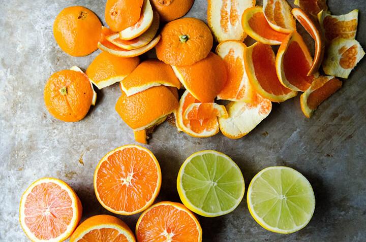 Kết hợp giữa vỏ cam và chanh mang lại nhiều hiệu quả giảm cân tốt