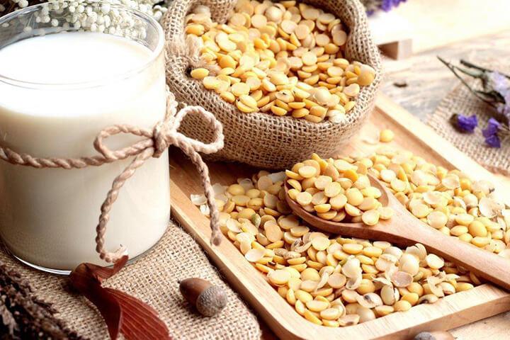 Sữa đậu nành là thực phẩm giàu chất dinh dưỡng tốt cho sức khỏe