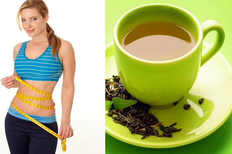 Top 5 cách uống trà xanh giảm mỡ bụng hiệu quả nhanh bất ngờ