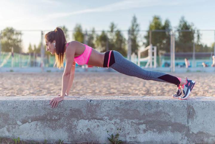 Bài tập Push-Up giúp nhóm cơ ngực phát triển hiệu quả
