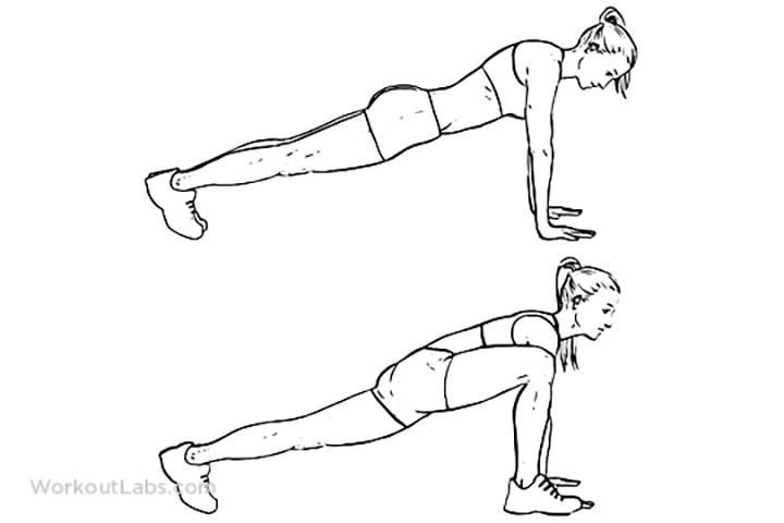 Bài tập Workout Groiner giúp tăng cường lưu thông máu