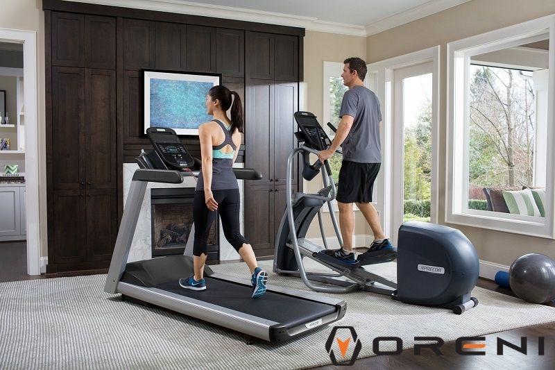 Xu hướng tập thể dục tại nhà trọn bộ thiết bị từ Oreni
