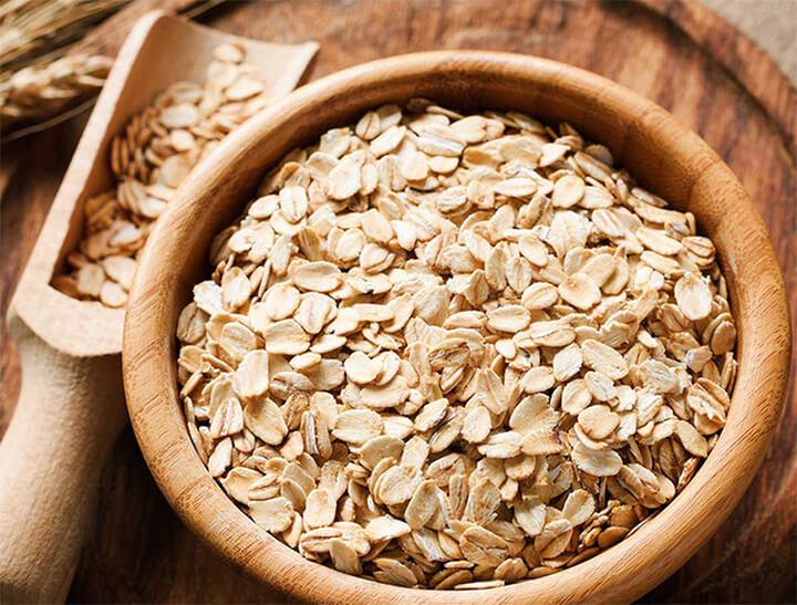 Yến mạch là ngũ cốc giàu dinh dưỡng, tốt cho giảm cân