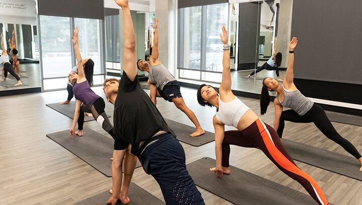 Yoga Flow là một phân nhánh trong bộ môn tập Yoga nói chung