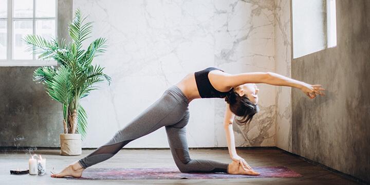 Loại hình này có các bước tập tuần tự, chú trọng nhịp thở