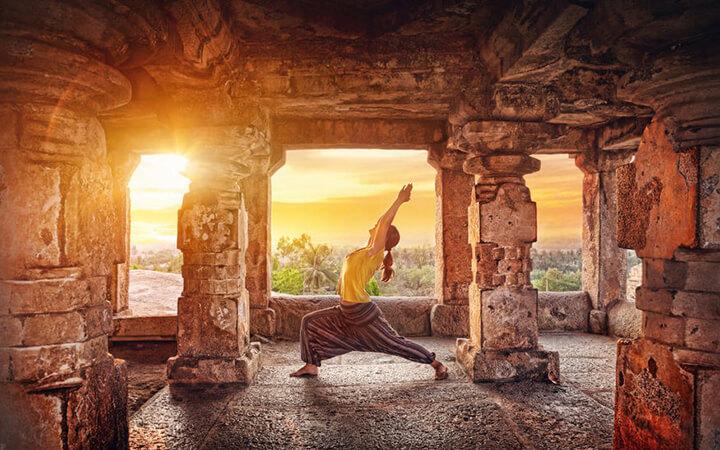Ấn Độ được coi là cái nôi của nền tri thức Yoga