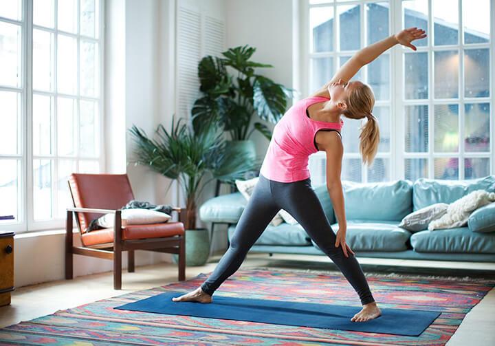 Thực hành Yoga đều đặn giúp bạn phòng ngừa bệnh tật hiệu quả