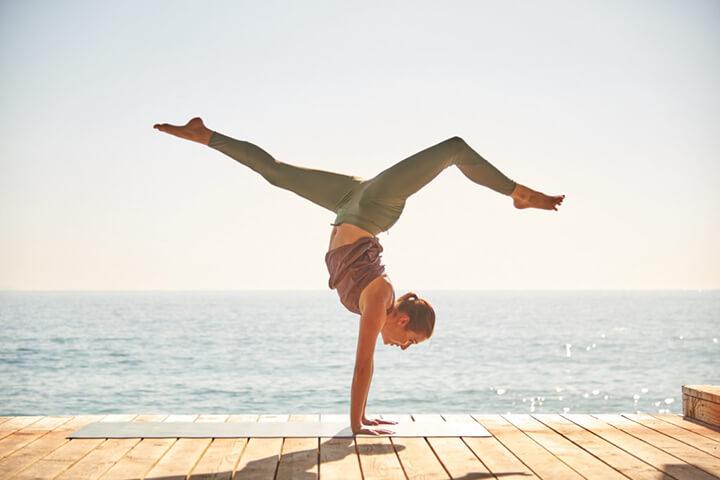 Thường xuyên tập Yoga giúp tăng tính linh hoạt cho cơ thể