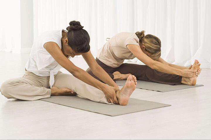 Kỹ thuật giãn tĩnh trong Yoga