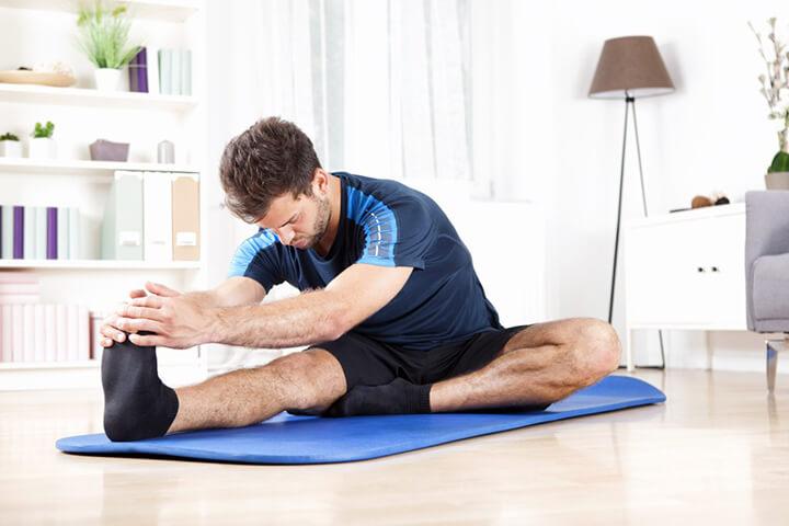 Yoga Stretch là loại hình Yoga được tập luyện khá phổ biến