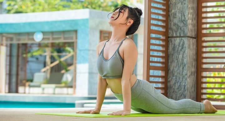 Là một Yogi bạn cần có một lối sống lành mạnh.