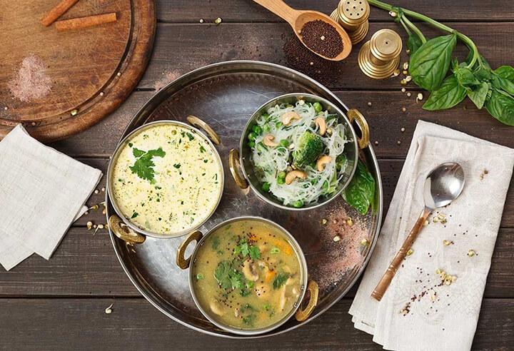 Đa dạng nguồn thức ăn giúp Yogi cung cấp được đầy đủ dinh dưỡng.