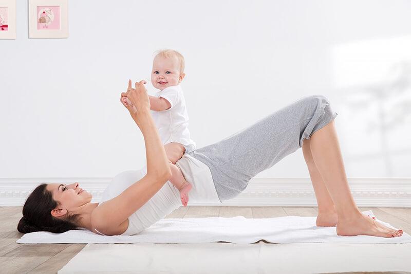 Sau sinh bao lâu thì có thể tập Gym được trở lại? Cần lưu ý gì?