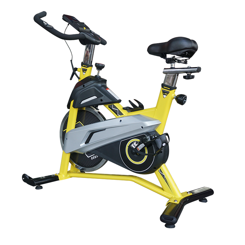 Xe đạp tập thể dục Tokado TK007 hỗ trợ tập giảm cân, giảm mỡ bụng hiệu quả