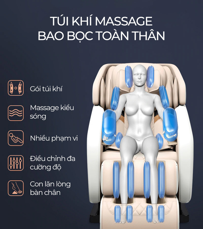 Ghế massage Oreni OR-150