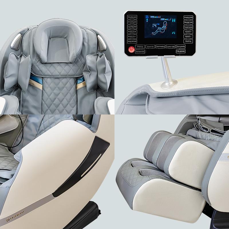 Ghế massage Oreni OR-160 công nghệ Nhật Bản, trả góp 0%