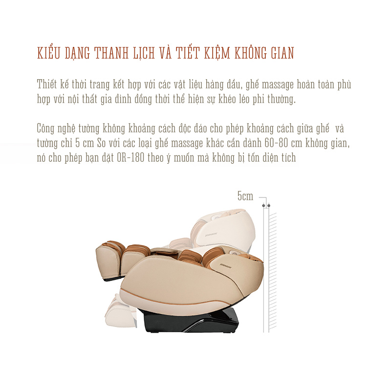 Ghế massage Oreni OR-180
