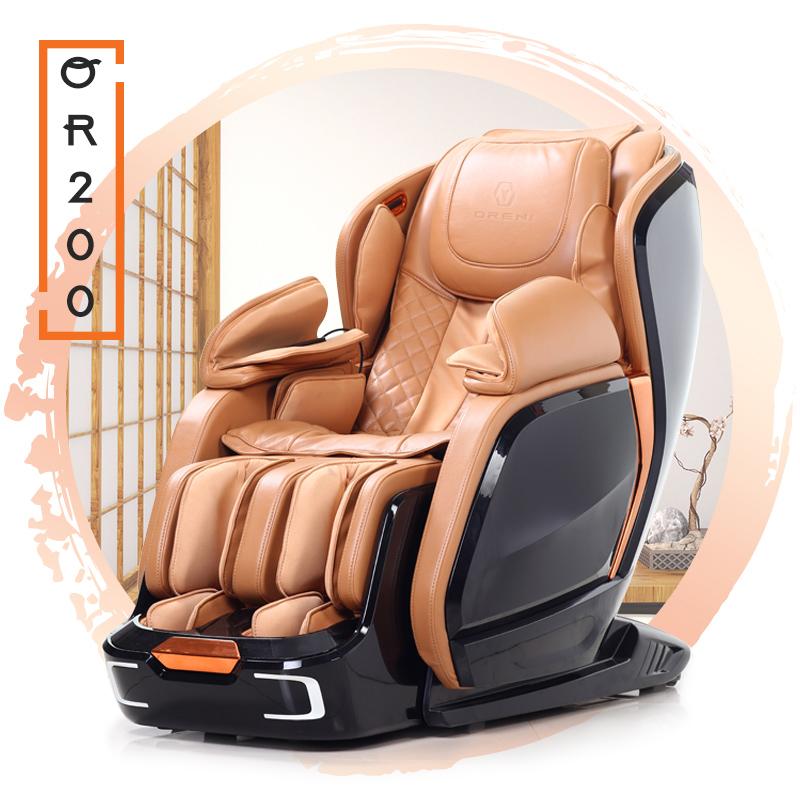Ghế massage Oreni OR-200 công nghệ Nhật Bản, massage 3D hiện đại