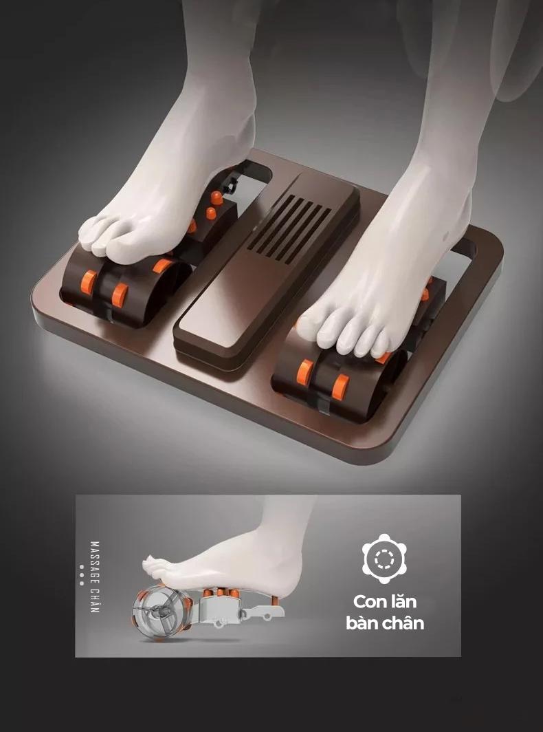 Ghế massage Oreni OR-400