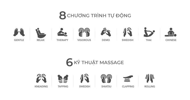 Ghế massage Oreni OR-450