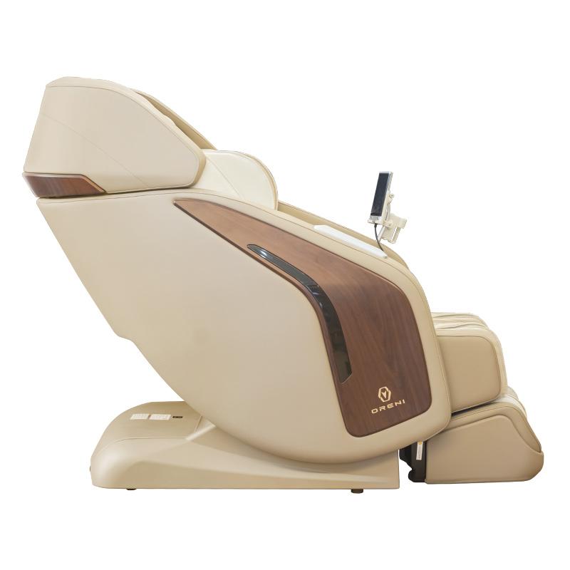 Ghế massage Oreni OR-500 cao cấp sử dụng con lăn 5D mới