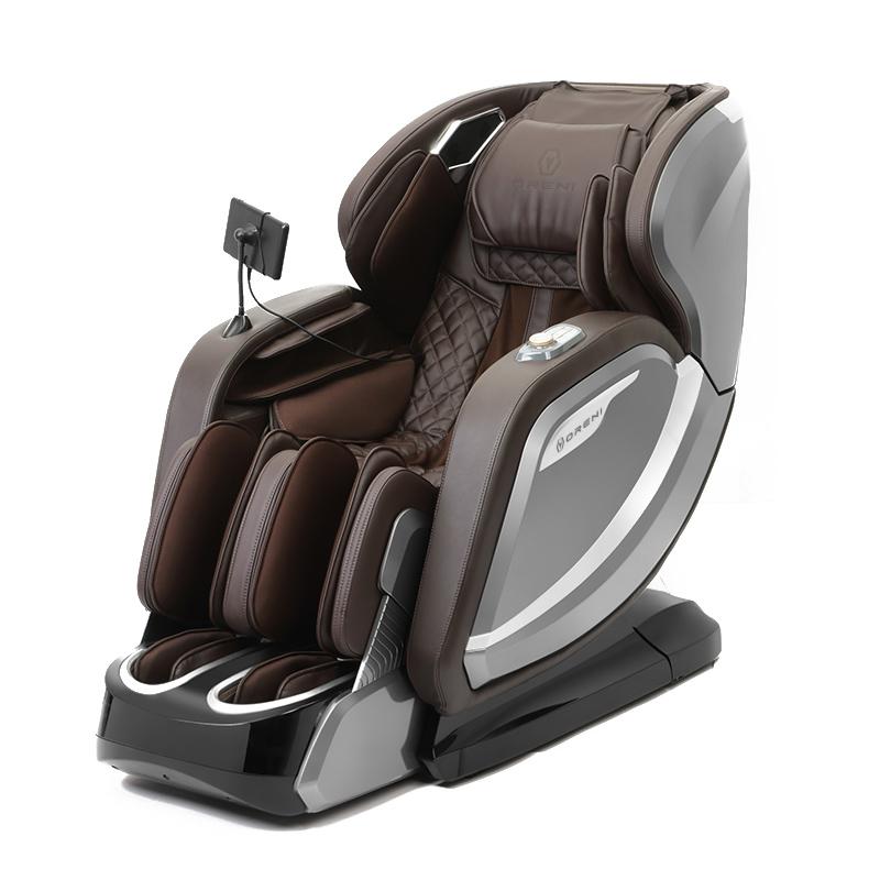 Ghế massage Oreni OR-520 đỉnh cao với công nghệ con lăn 5D
