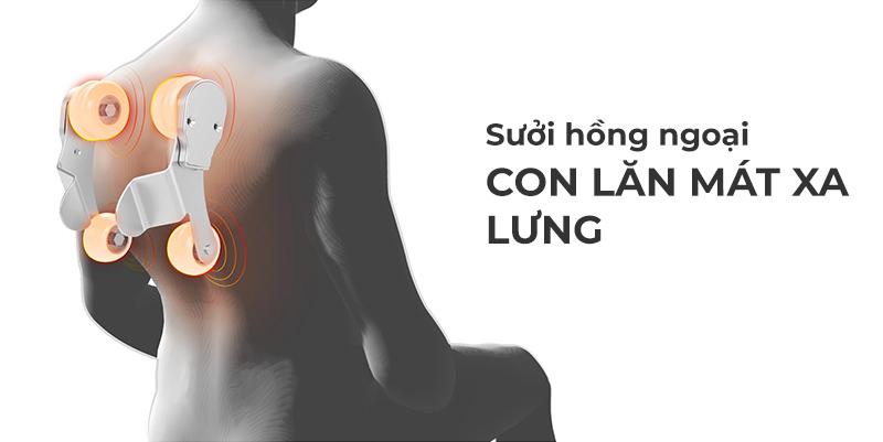 Ghế massage Oreni OR-620