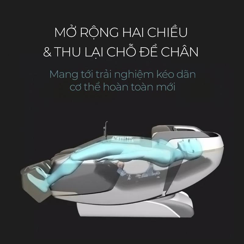 Ghế massage Oreni OR-700
