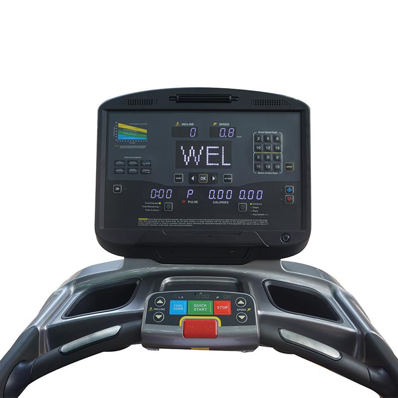 Máy chạy bộ Oreni RE-9 cao cấp chuyên dụng cho phòng Gym