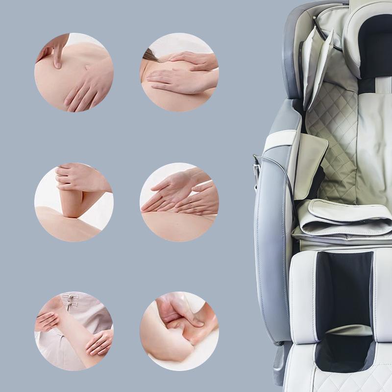 ghế massage toàn thân oreni or-150 có nhiều chương trình massage hiệu quả