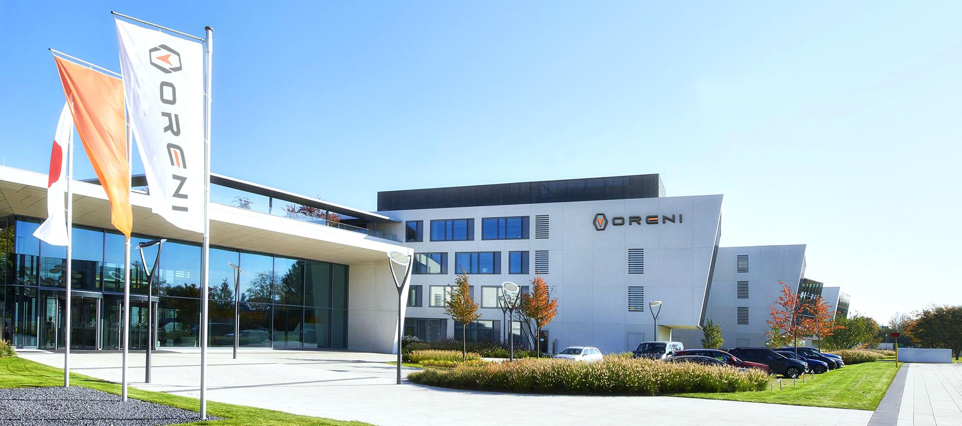 Nhà máy Oreni
