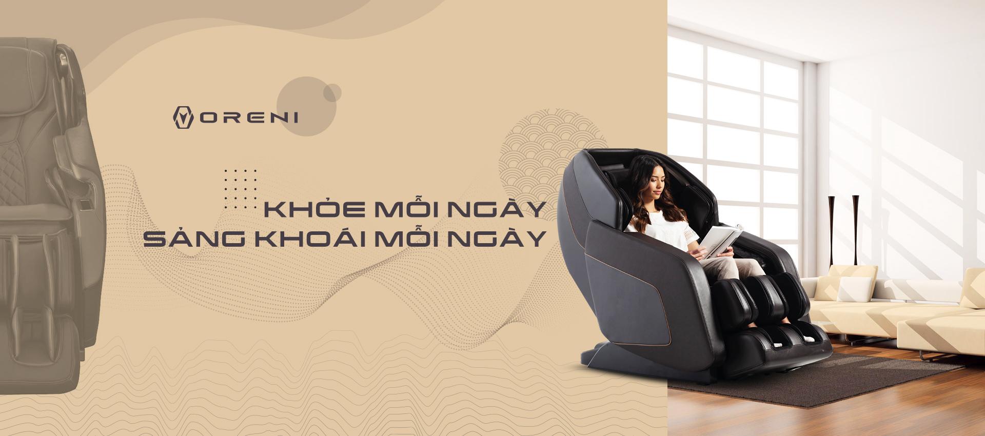 Ghế massage Oreni